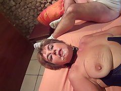 阿格涅斯卡-赤裸在公共场合