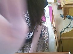 尤里绫濑-第一次做爱可爱的日本的青少年